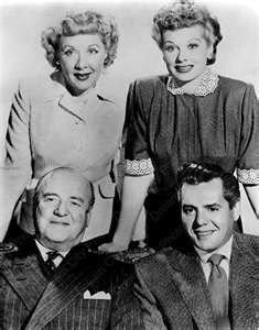 So many versions of I Love Lucy, or the Lucy Show etc. etc. The original was best.
