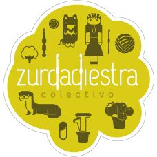 Zurdadiestra, diseño de personajes, elementos de decoración y muñecos en…