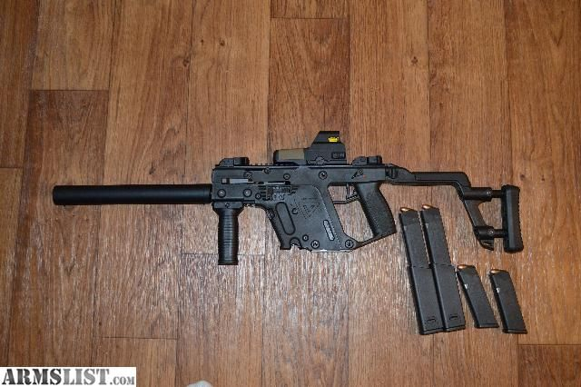 All I want for Christmas is a Kriss Vector 45acp