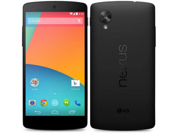 New Nexus 5 leak: This might be our first look at the phone's case