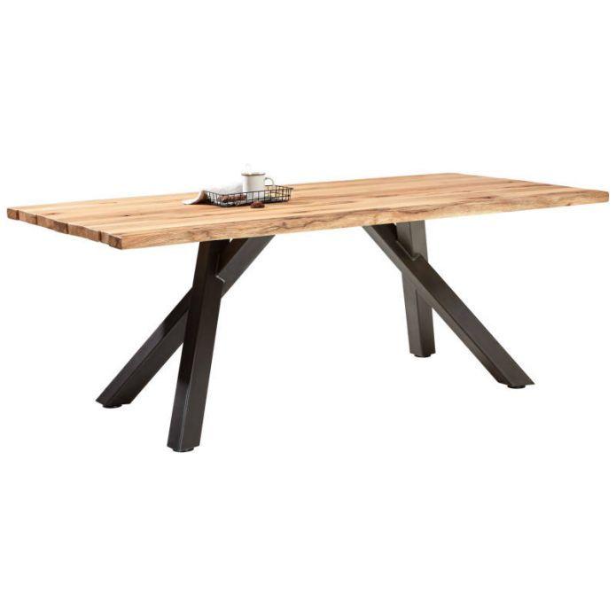 Moderner Esstisch Aus Massivholz Esstisch Holz Holztisch Esstisch Esszimmer Mobel