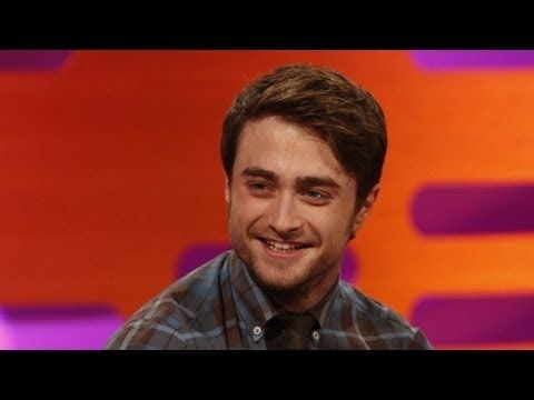 Daniel Radcliffe is introduced to his fanfiction site. So. Damn. Funny.