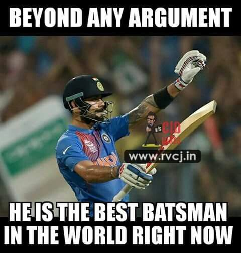 Virat Kohli 82*(51) takes India to the WT20 semifinals.  #WT20 2016 # IndvsAus