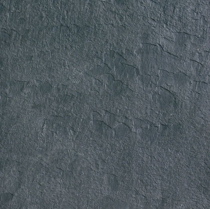 Welsh Dark Grey Flamed  Slate