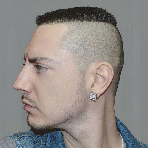 Marine Haircut - Buzz Top
