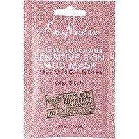 SheaMoisture - Peace Rose Sensitive Skin Mud Mask Packette in  #ultabeauty