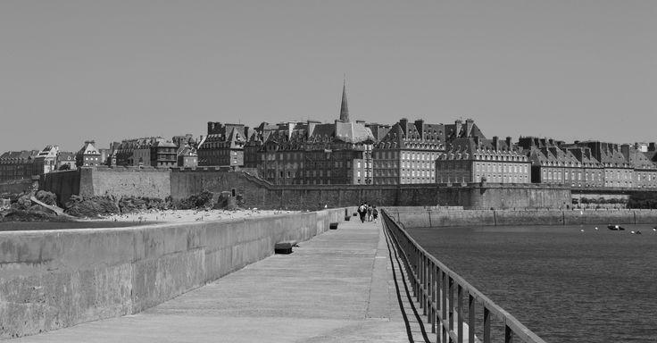 Perspective - Saint-Malo (35), France