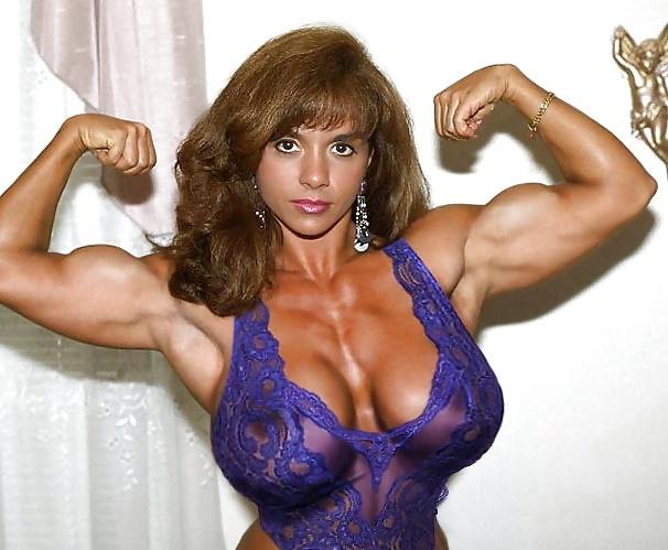 Large Muscular Milf Sex 59