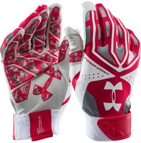 Under Armour Adult Motive Camo Batting Gloves - Dick's Sporting Goods