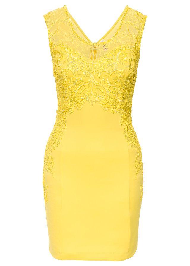 Šaty na párty s čipkou Pre výnimočné • 27.99 € • bonprix