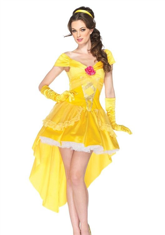 Enchanting Belle Sexy Costume