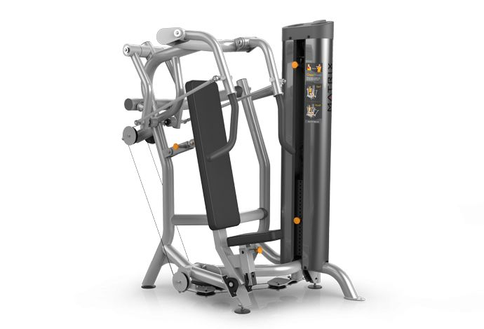 Converging Vertical Chest Press VY-6222IC