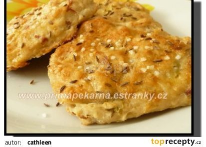 Zelné chlebové placky recept - TopRecepty.cz
