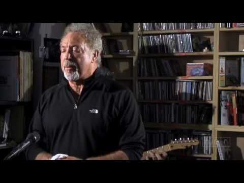Tom Jones' Tiny Desk Concert at NPR Music - Sir Tom Jones...what else can I say. So great, what a voice, made me weep.