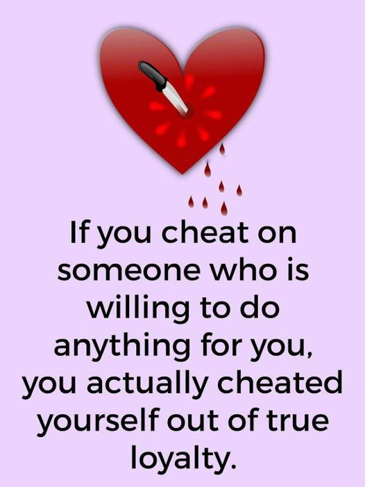 Happiness Quotes You Cheated Yourself When Loose True Love Person