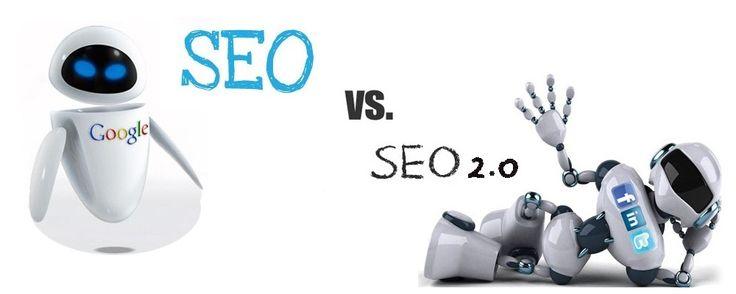 SEO vs SEO 2.0 - SEO Services in Coimbatore