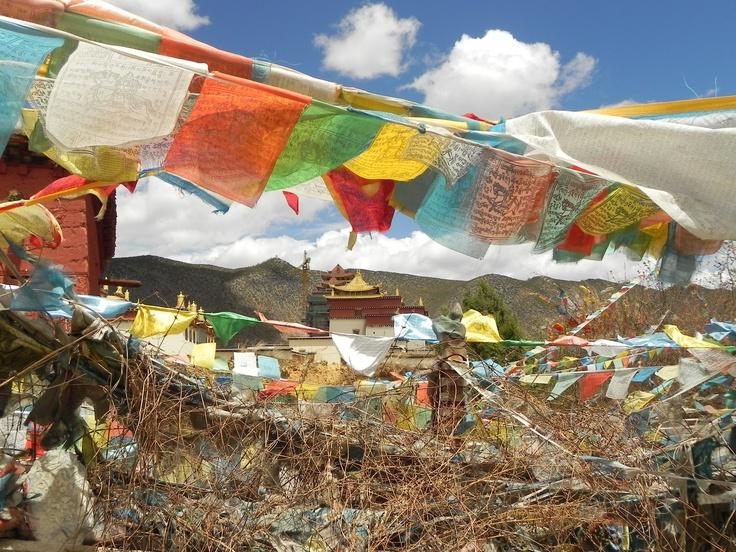 Peace and Serenity in Shangri-la