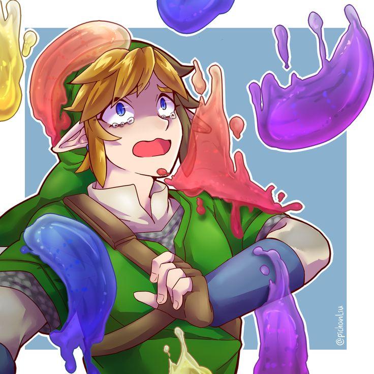 Link vs the chus