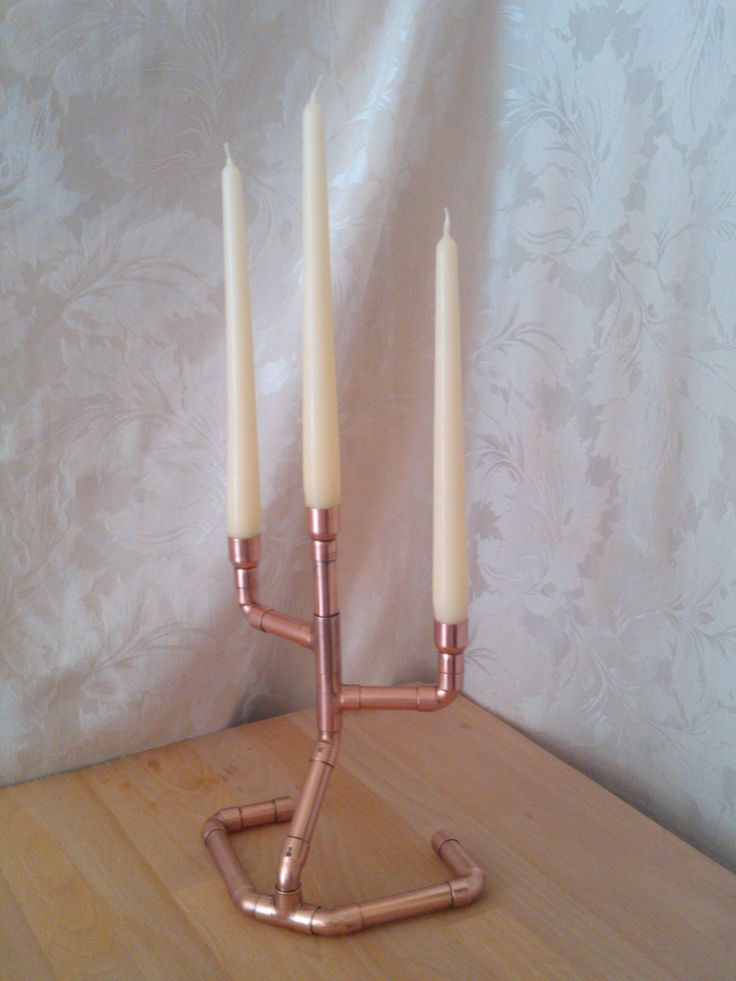 Copper Candle Stick Holder, £24.67