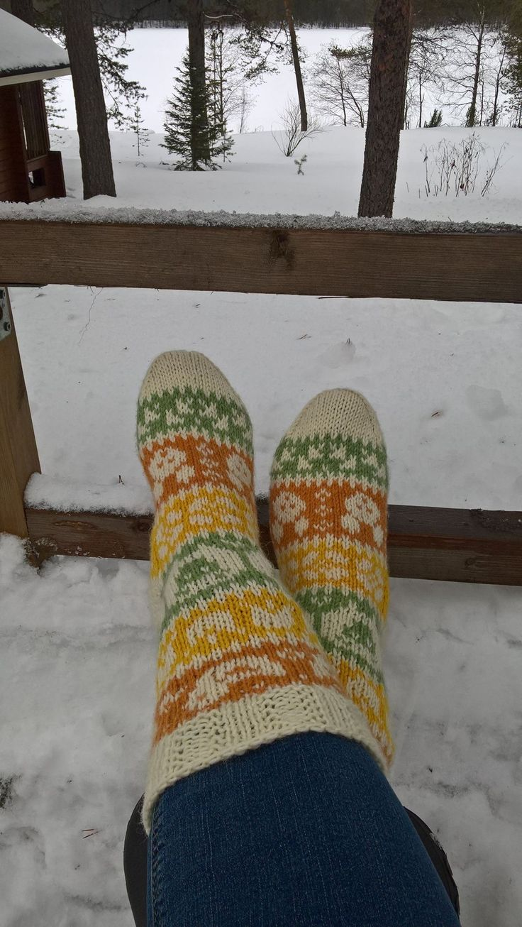 Pääsiäis sukat