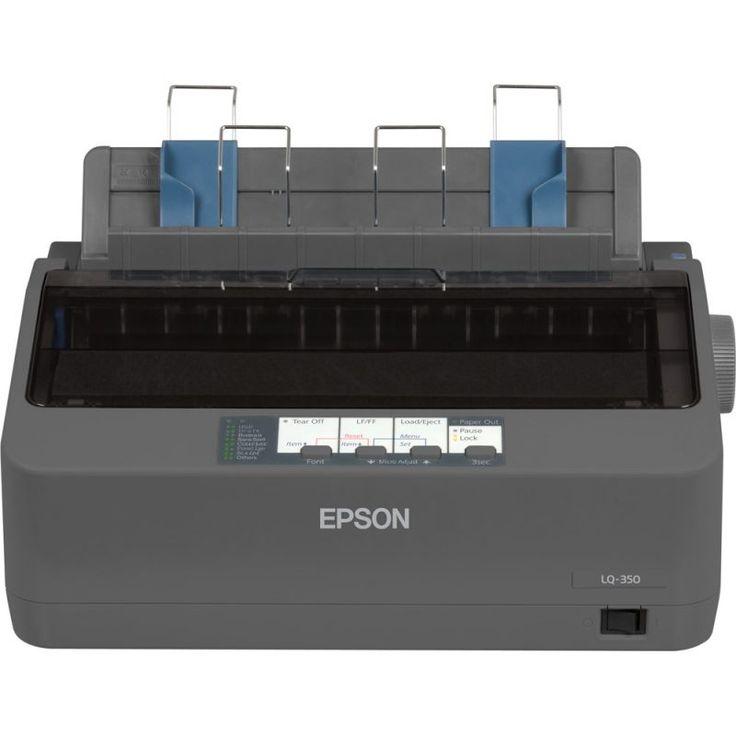 Epson Lq 350 Dot Matrix Printer Printer Epson Printer Epson