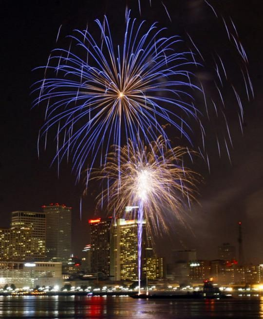new orleans 4th of july schedule