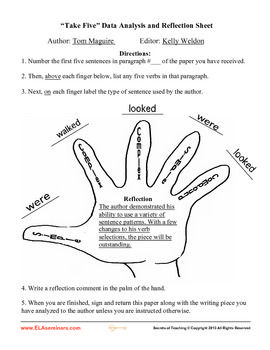 tools for revising a research paper