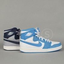 Air Jordan 1 KO High Rival Pack, The Social Sneaks, Sneakers