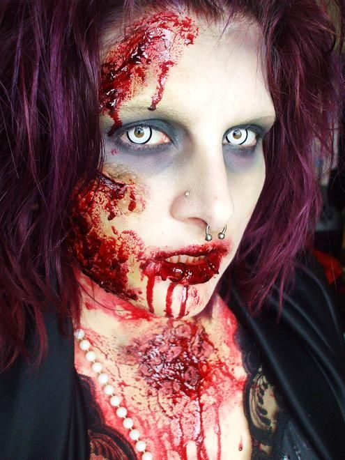 14 best Halloween Fun and Monster Makeup images on Pinterest ...