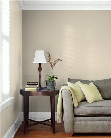 If You Are Looking For A Great Warm Neutral Paint Color That Goes With Almost Everything Benjamin Moore Makes One Clay Beige Ive