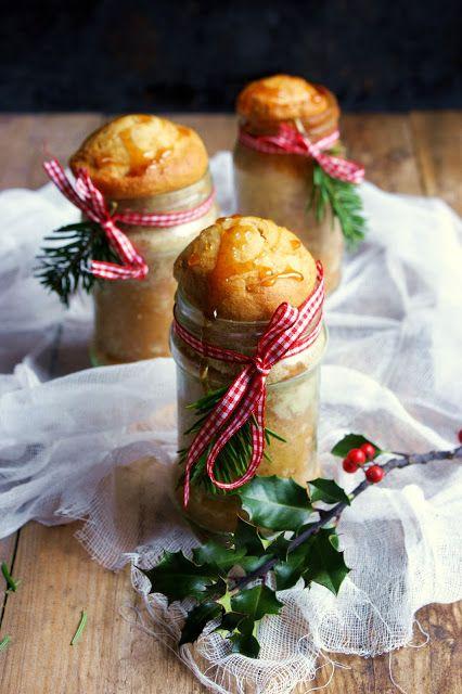 Gingerbread in Jars