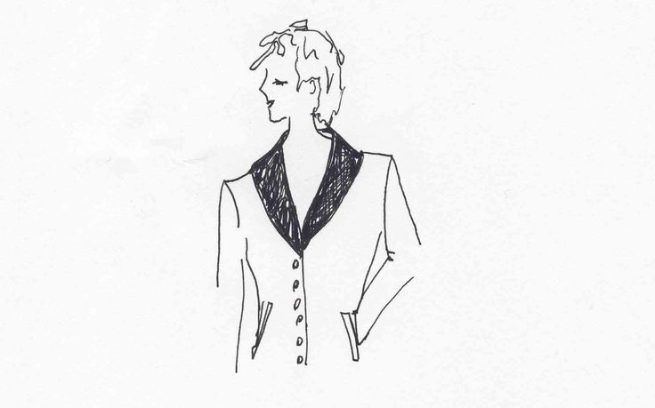 If you read me regularly enough, you've probably noticed: the shawl collar is one of my favorites. Feminine, versatile, wrapping, it is ideal for coats. I give you here, step by step, the key to draw the pattern of your own shawl collar. You can add it to your bodice shell or to any other …