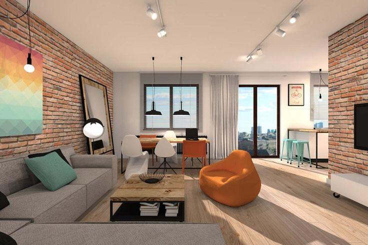 Best Home Interior Design Ideas ~ http://www.lookmyhomes.com/best-home-interior-design-ideas-15-photos-by-loft-in-katowice/