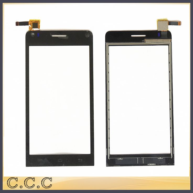 Phone Front Glass Panel Touchscreen Digitizer For Explay tornado Touch Screen