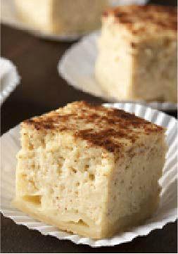 Greek Cheesecake -- There's no feta in this Mediterranean-style dessert recipe--just Neufchatel cheese and classic Greek ingredients like cinnamon, honey and Greek-style yogurt.