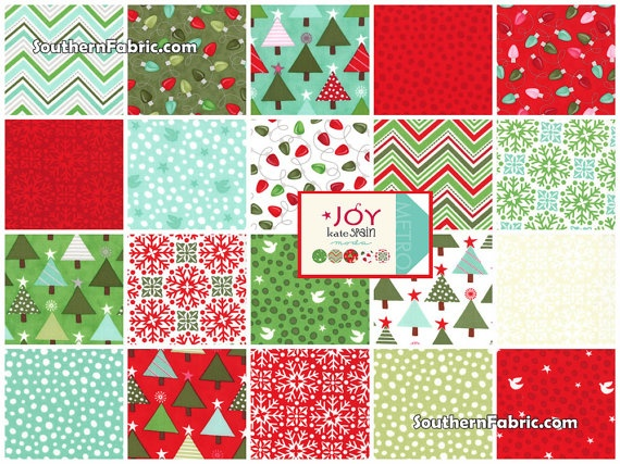 346 best Christmas Fabric images on Pinterest | Christmas fabric ...
