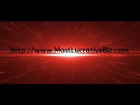 INTROS OUTROS TO MOST LUCRATIVE BIZ - YouTube