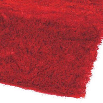 Debenhams Red Whisper Rug