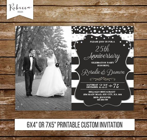 Best 25+ Anniversary Party Invitations Ideas On Pinterest