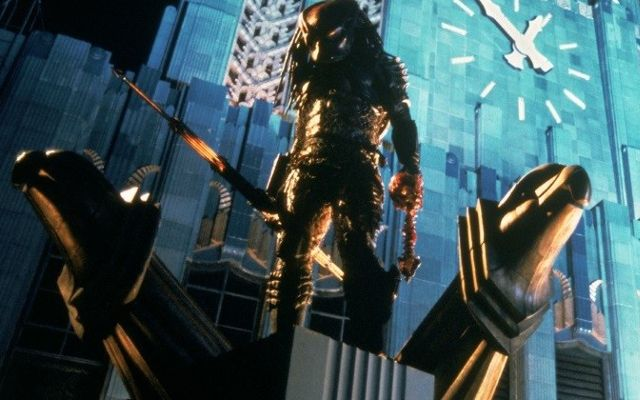 Predator 2 film 1990 recensione