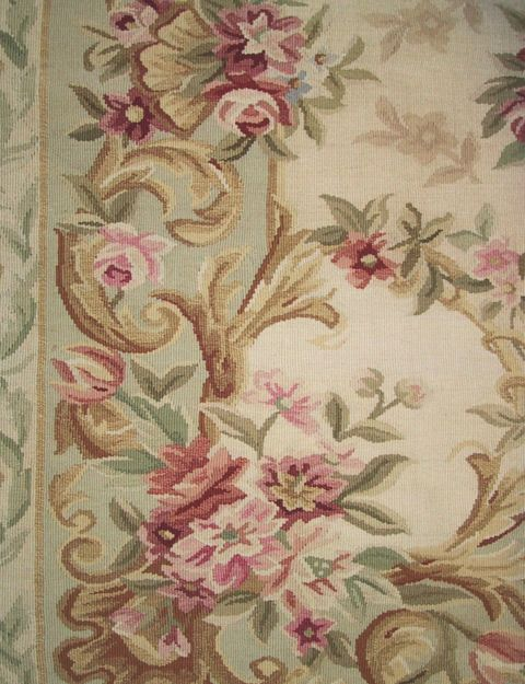Attractive Cottage Style Living » Catalog » Rugs » Aubusson Rugs