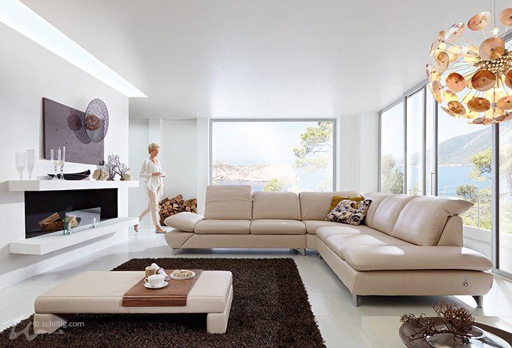 die besten 25 ledercouch ideen auf pinterest wei e ledercouch tan sofa und dekorierung von. Black Bedroom Furniture Sets. Home Design Ideas