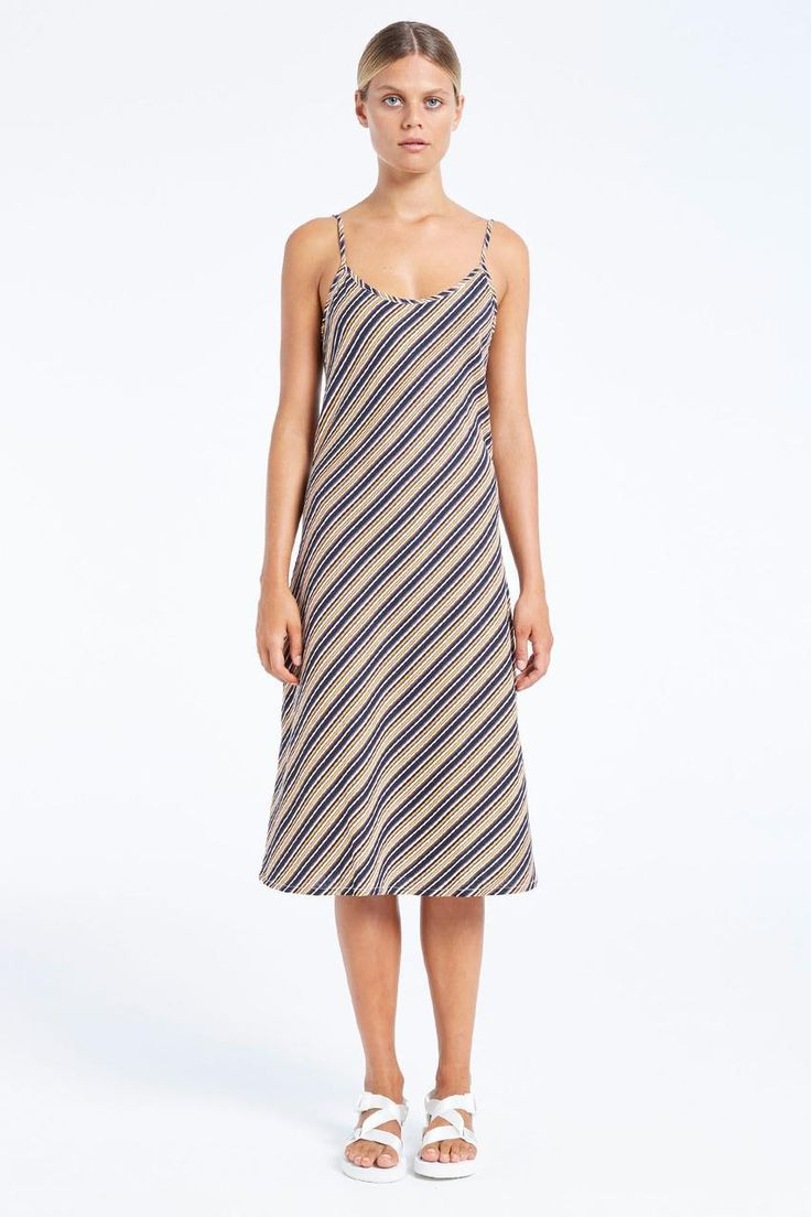 ZULU & ZEPHYR - Margot Slip Dress