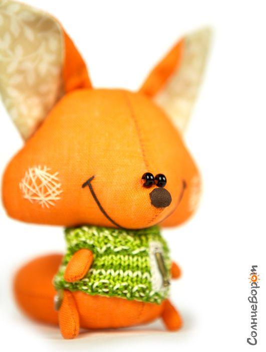 Солнцеворот авторские игрушки: Флик