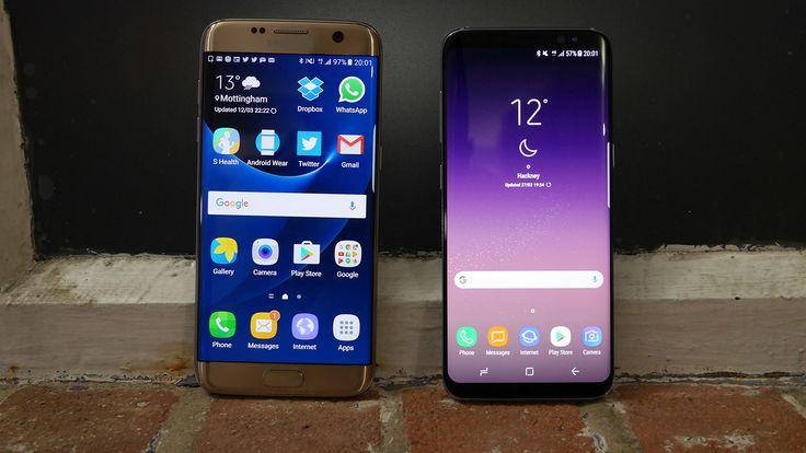 Galaxy S8 vs S7: qual Samsung vale mais a pena? - http://www.showmetech.com.br/galaxy-s8-vs-s7-samsung/