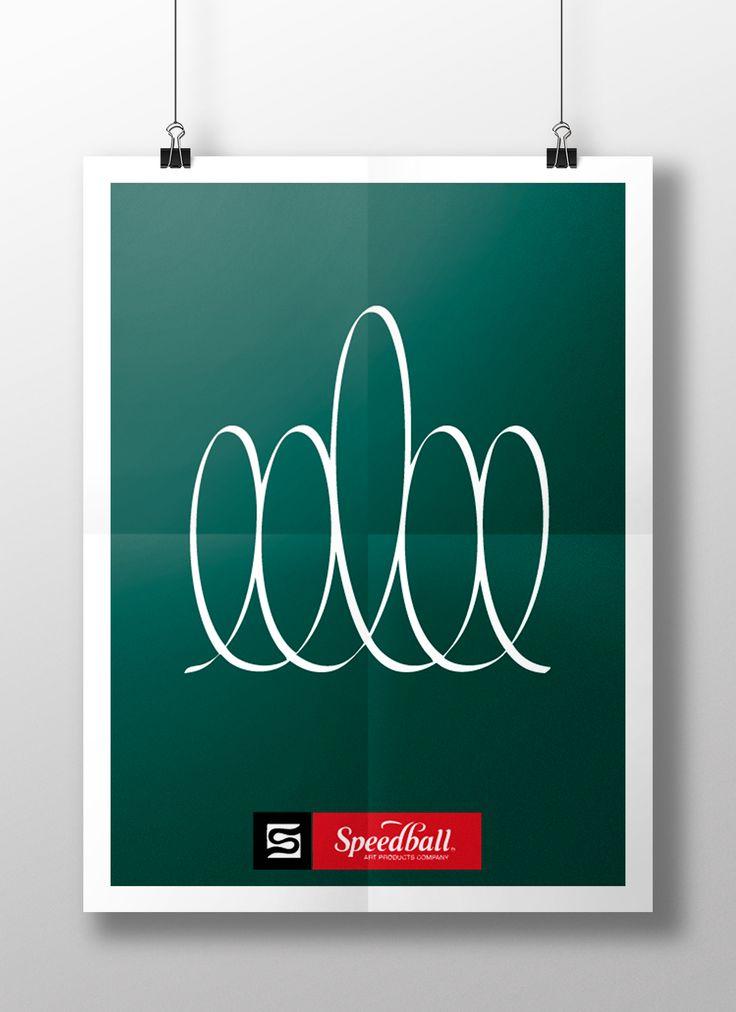 Poster speedball
