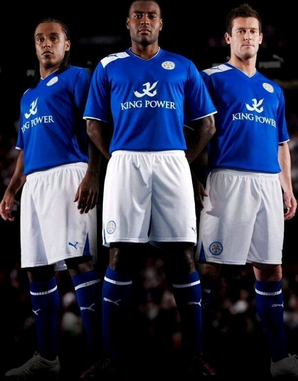 This is the new Leicester City kit 2012/13, Championship outfit Leicester City's new home shirt for the 12/13 season. LCFC's new 2012/13 kit has been made by Puma and was officially unv…