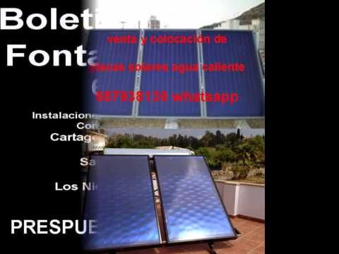 FONTANERO LA ALJORRA  687938139 EL ALBUJON TORRE PACHECO FUENTE ALAMO RO...