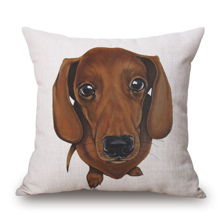 Cushion Cover - Dachshund – The General Pet Store