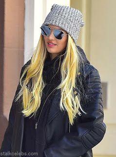 海外セレブスナップ | Celebrity Style: 【キャンディス・スワンポール】クールで美脚なロックスタイルでお買い物へ!